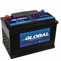 باتری سیلد مدل MF57430 جی ان گلوبال 74 آمپر